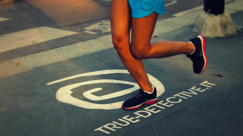 StreetAdvertising Performance TrueDetective Milano