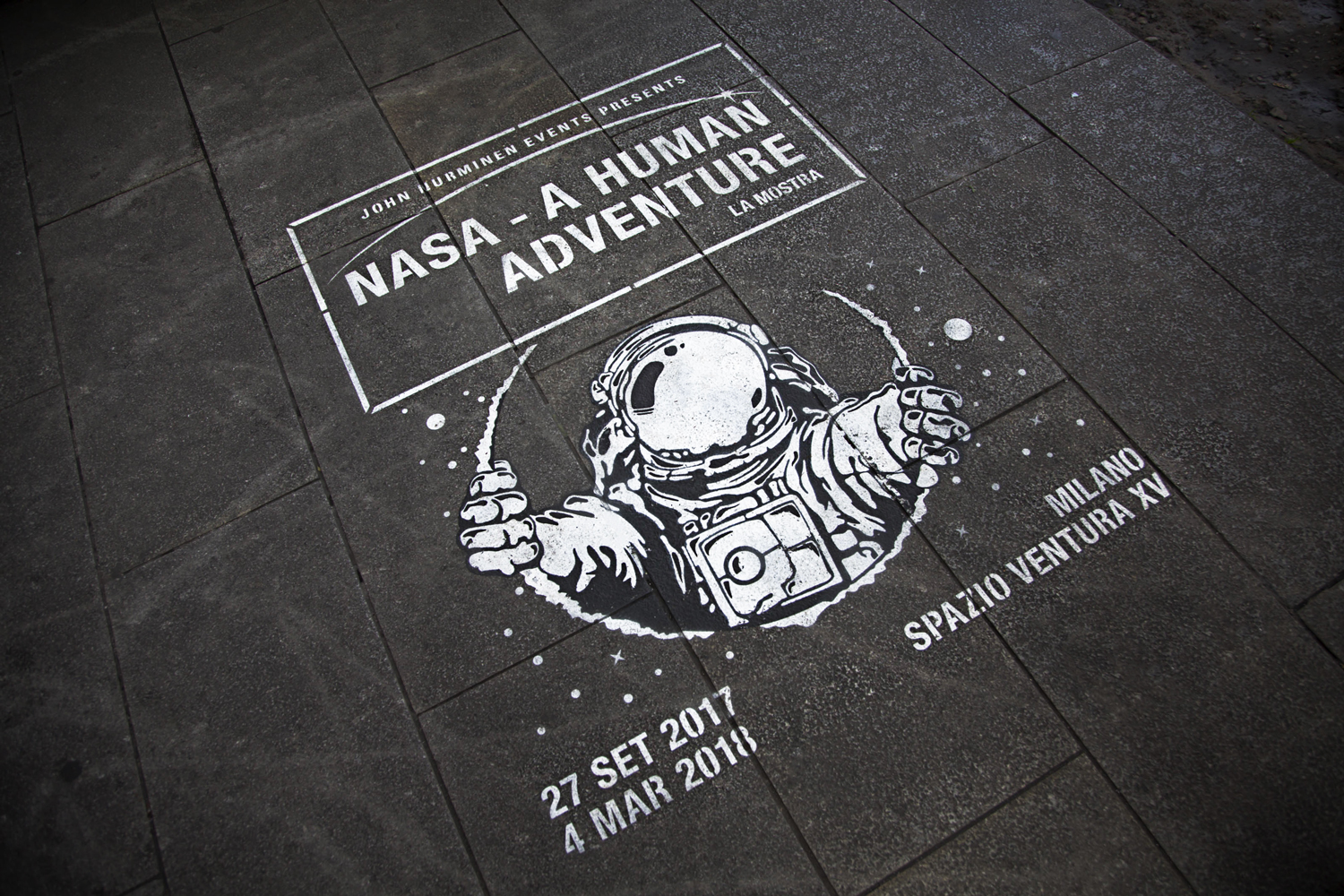 Jungle NASA graffiti 20